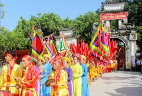 Thuê xe đi lễ hội Đền Trần - chợ Viềng Nam Định