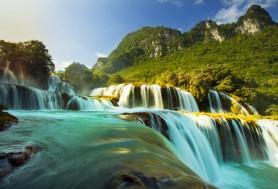 THUÊ XE DU LỊCH CAO BẰNG - THÁC BẢN GIỐC - HANG PẮC BÓ 3 NGÀY 2 ĐÊM